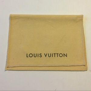 Louis Vuitton Authentic Dust Bag